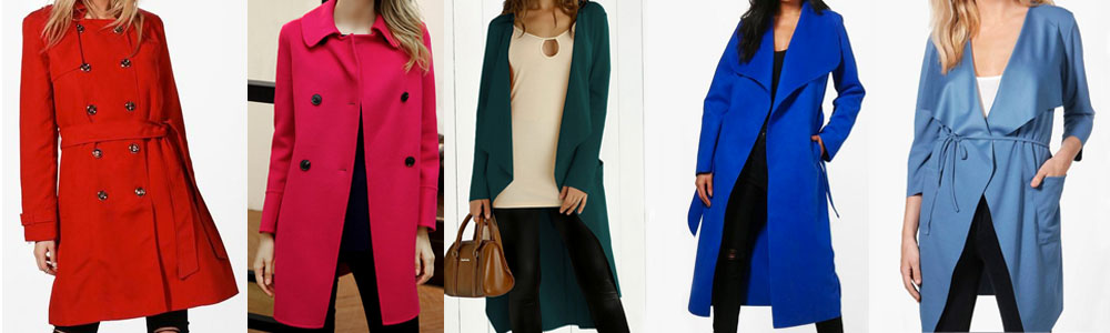 Winter Essentials Coats