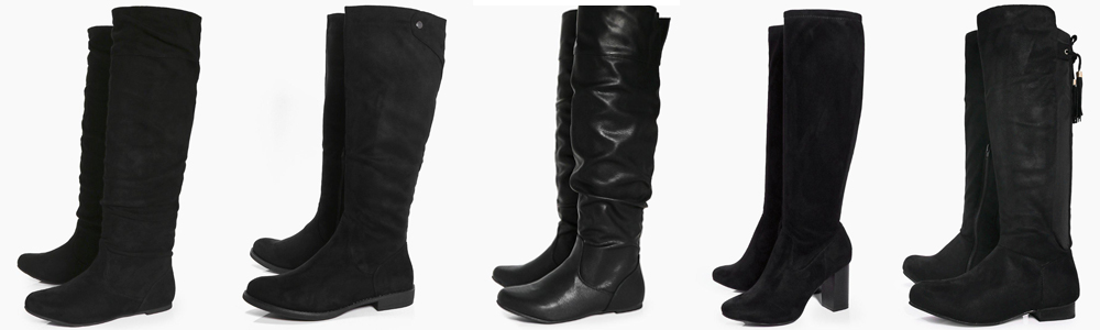 Winter Essentials Knee Boots