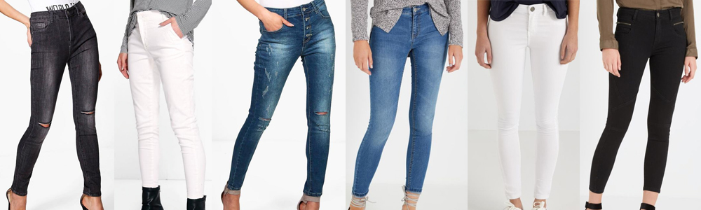 Winter Essentials Skinny Jeans