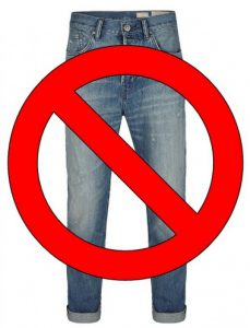 No Jeans