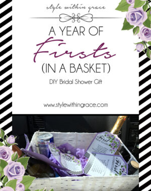 A Year of Firsts In A Basket