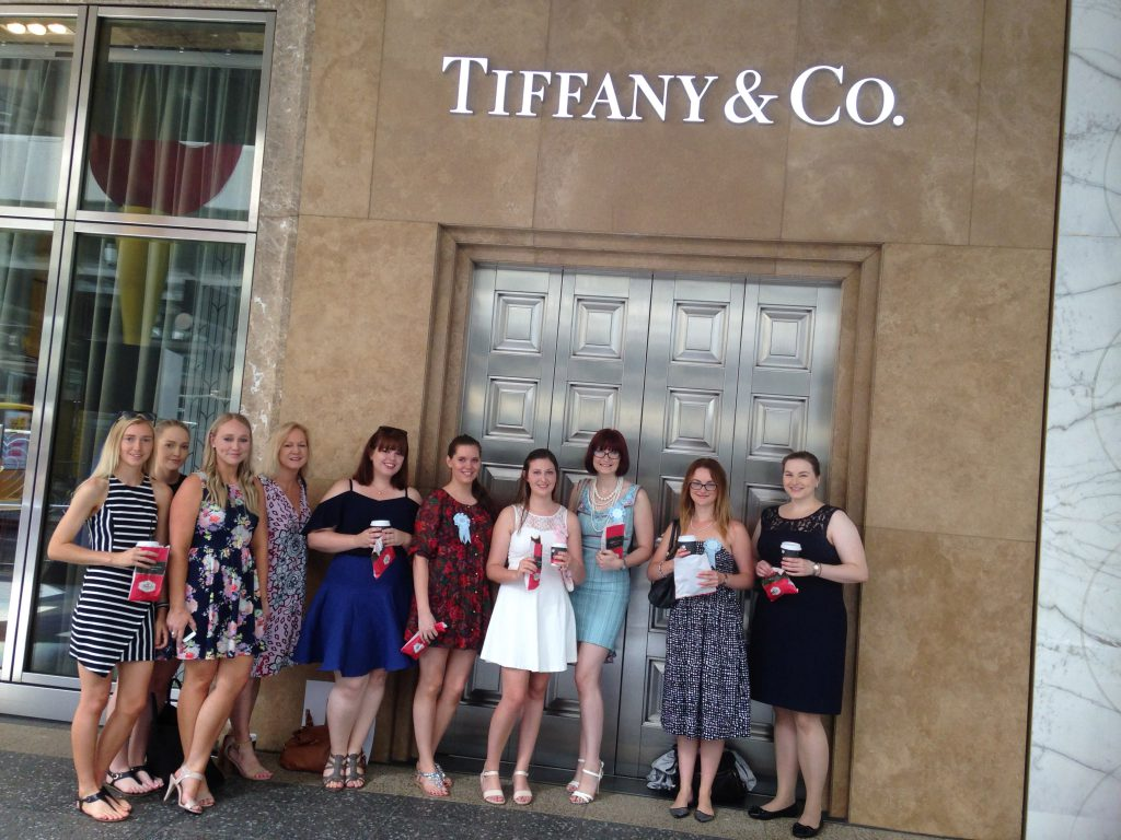 Breakfast At Tiffany's Bridal Shower 1