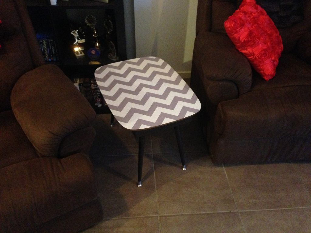 DIY Coffee Table Makeover 4