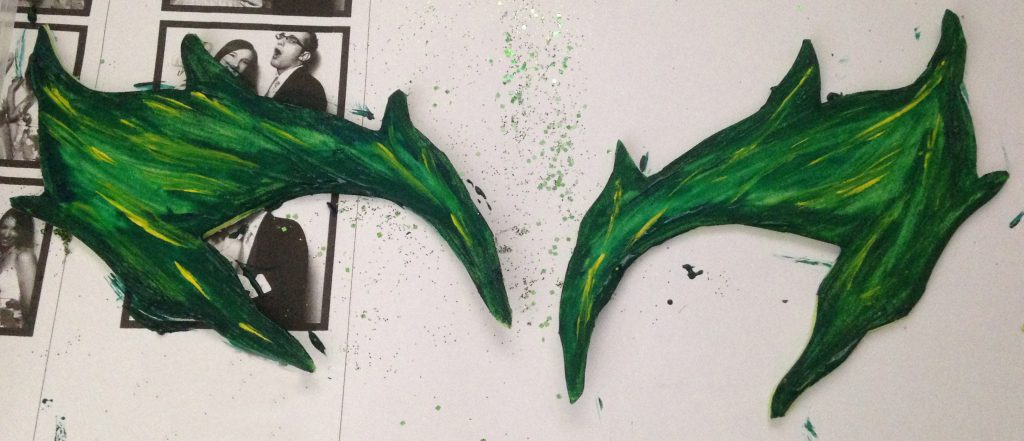 DIY Poison Ivy Eyebrows Step 4-3