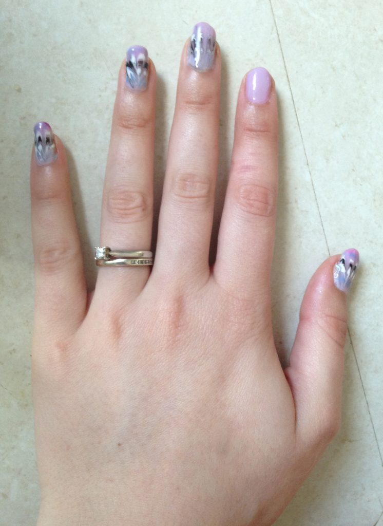 Drag Art Nails Hot 2