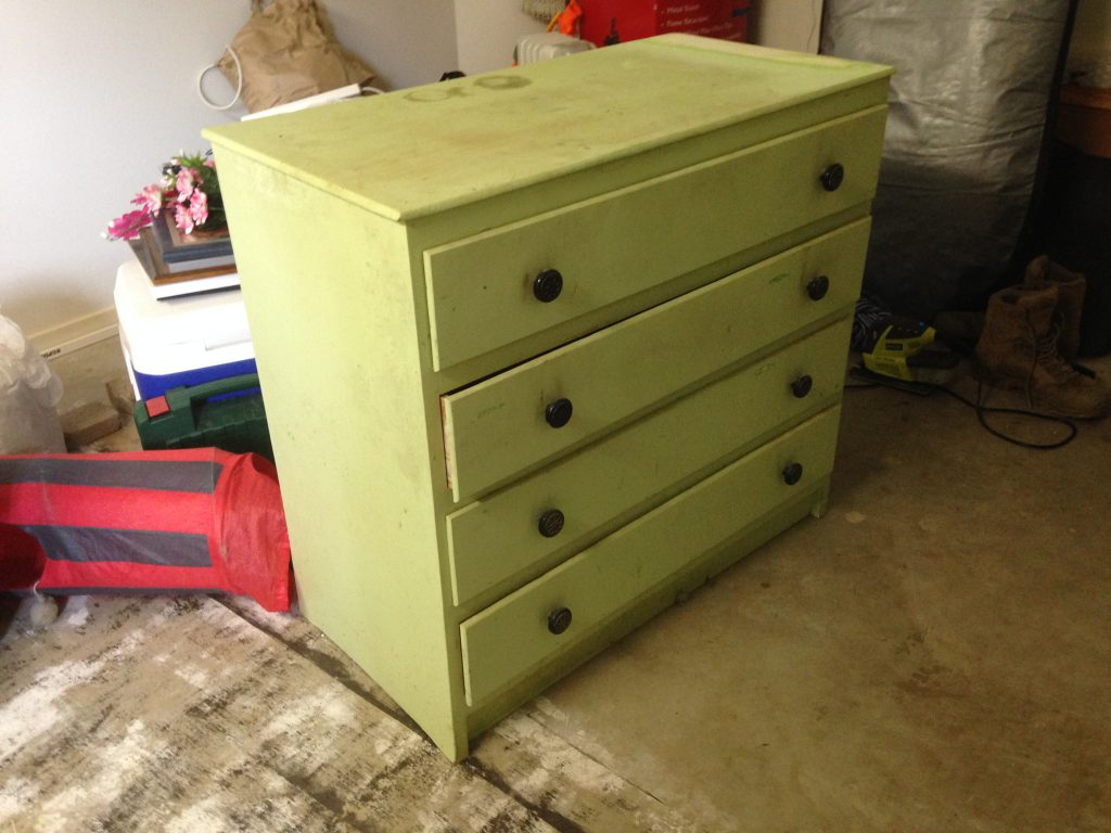 Lime Drawers Before 1