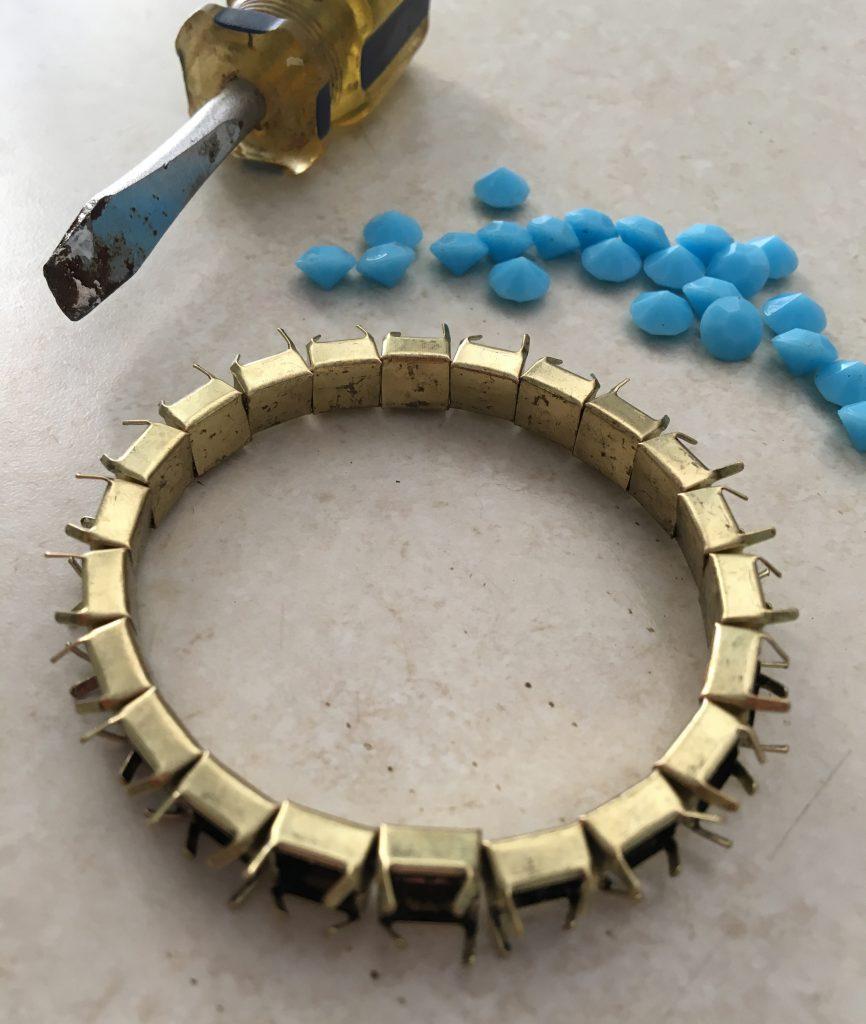 Jewellery Makeover DIY Step 1-1