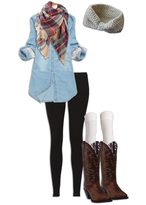 Leggings Outfit 1d