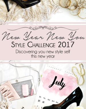 New Year New You Style Challenge July