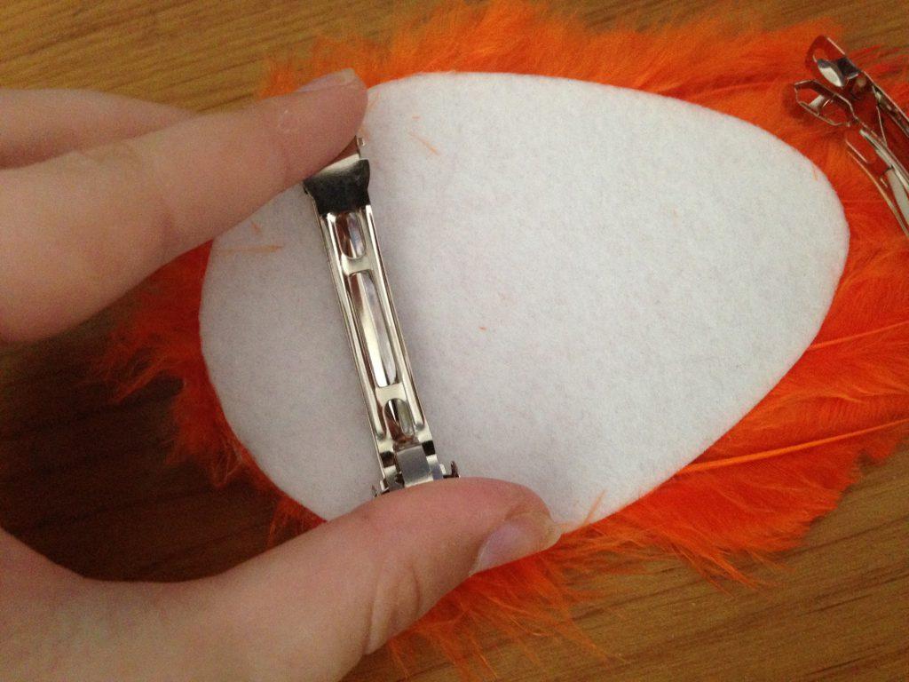 Swan Lake Hair Pieces DIY Step 5-1