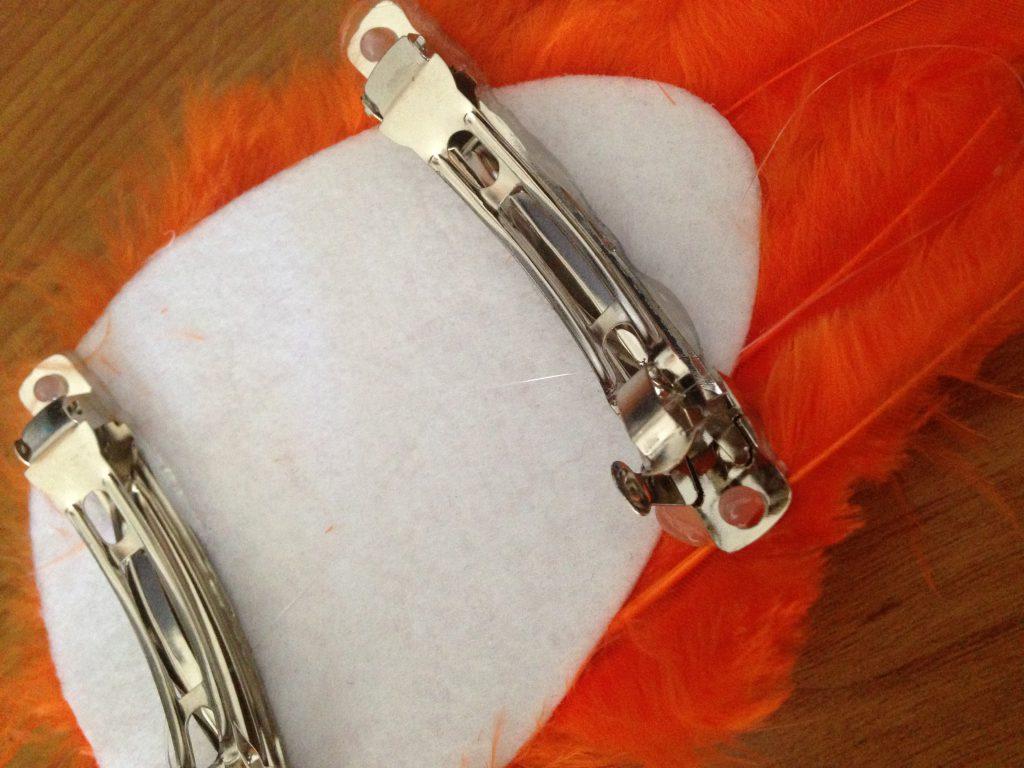 Swan Lake Hair Pieces DIY Step 5-2