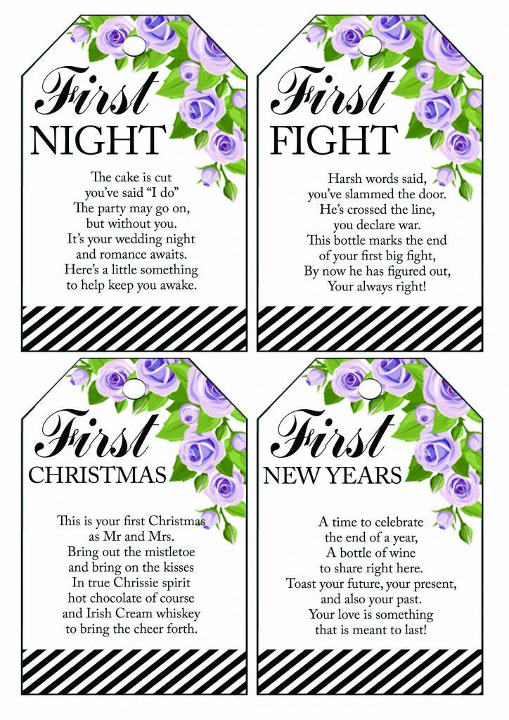 Year of Firsts Tags