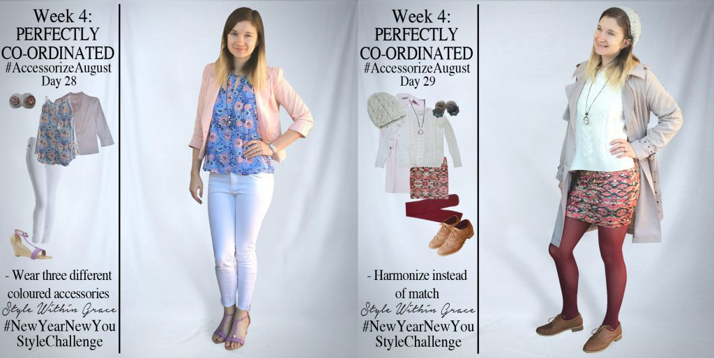 Accessorize August Outfit Ideas Week 4