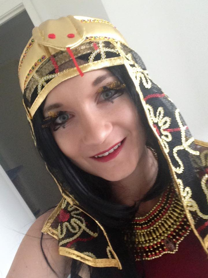 Ancient Egyptian Pharaoh Costume 2