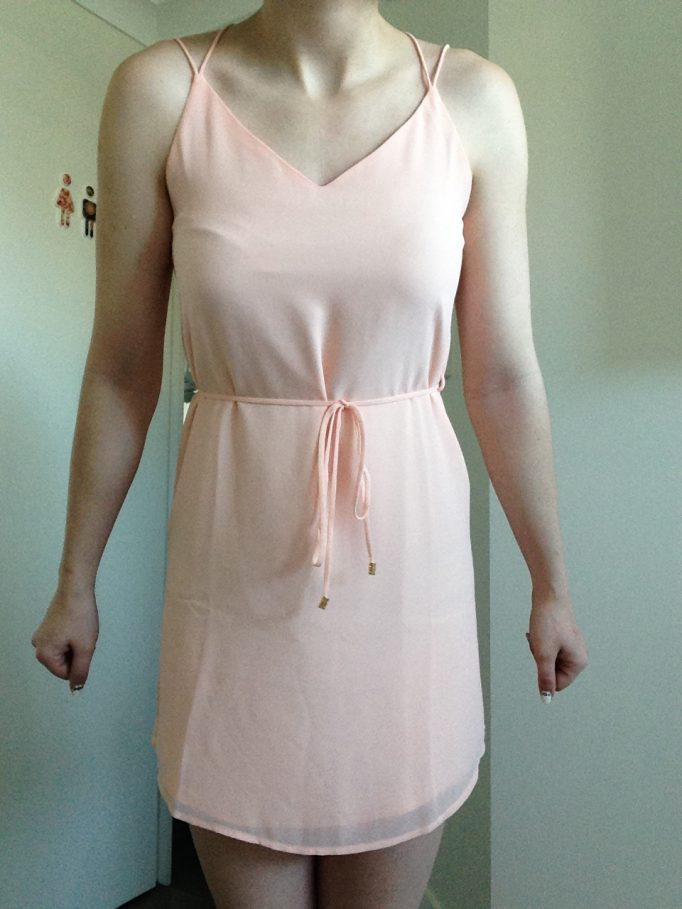 Be My Valentine Pink Dress