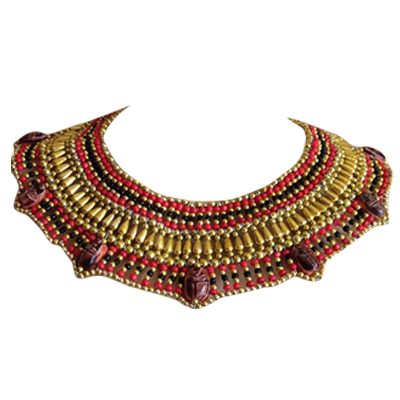 Beaded Egyptian Collar