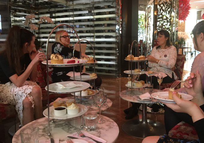 Emporium Mad Hatters High Tea 1