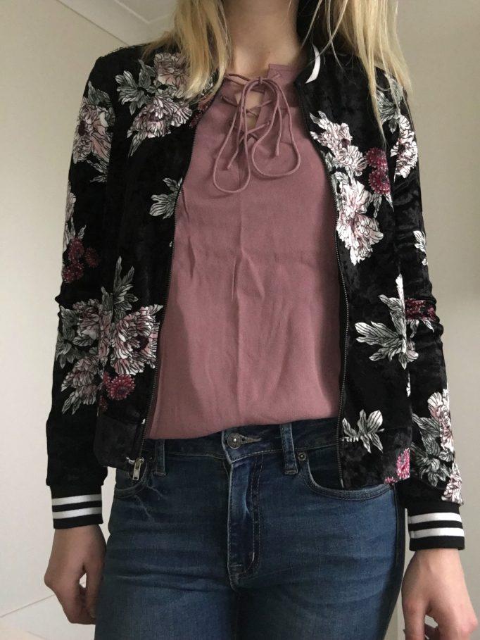 Velvet Bombshell Jacket 2