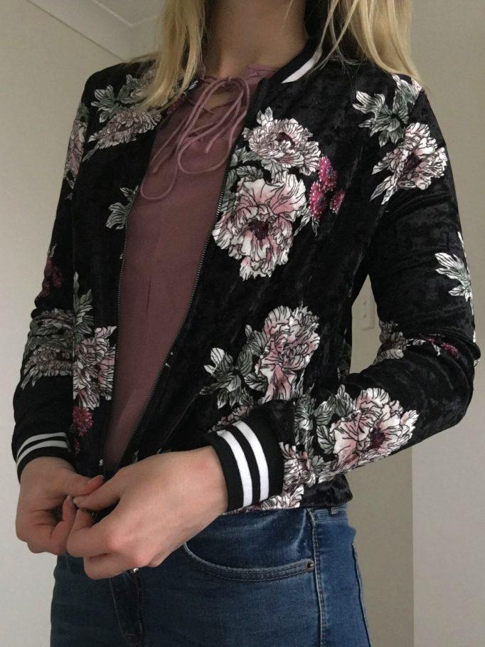 Velvet Bombshell Jacket 3