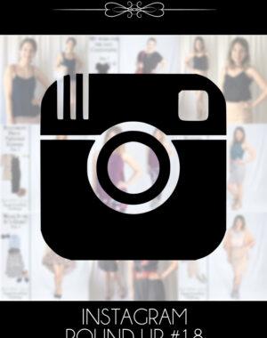 Instagram Round Up #18 Feature Image