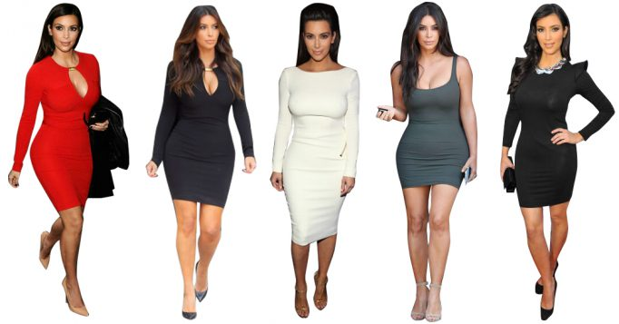 Kim Kardashian Style Uniform