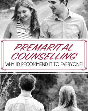 Premarital Counselling