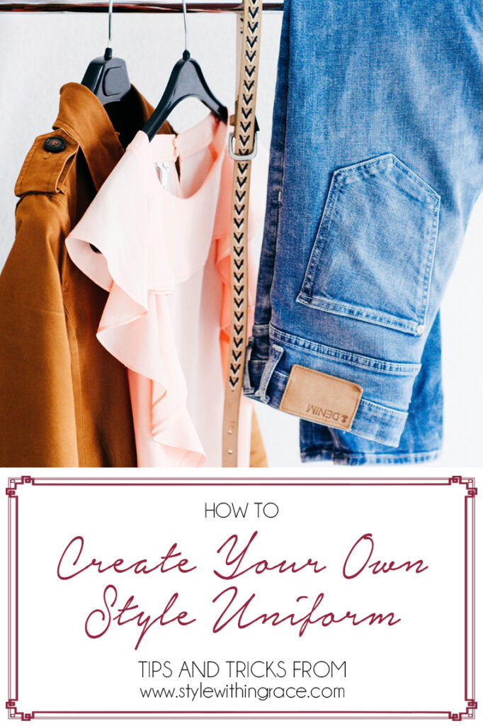 Style Uniforms: How to Create your Own!