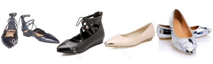 Summer Wardrobe Essentials - Ballet Flats