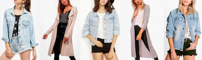 Summer Wardrobe Essentials - Denim Jackets or Cardigans
