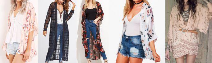 Summer Wardrobe Essentials - Kimono