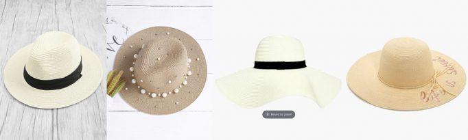 Summer Wardrobe Essentials - Straw Hat
