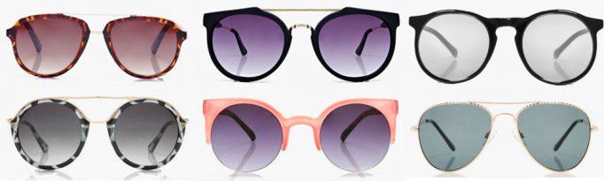 Summer Wardrobe Essentials - Sunnies