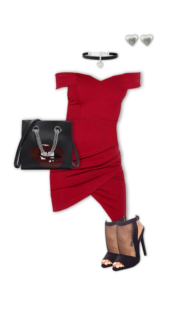 Valentine's Day Outfits - Girls Night out