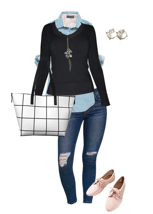Melbourne Packing List Outfit 2