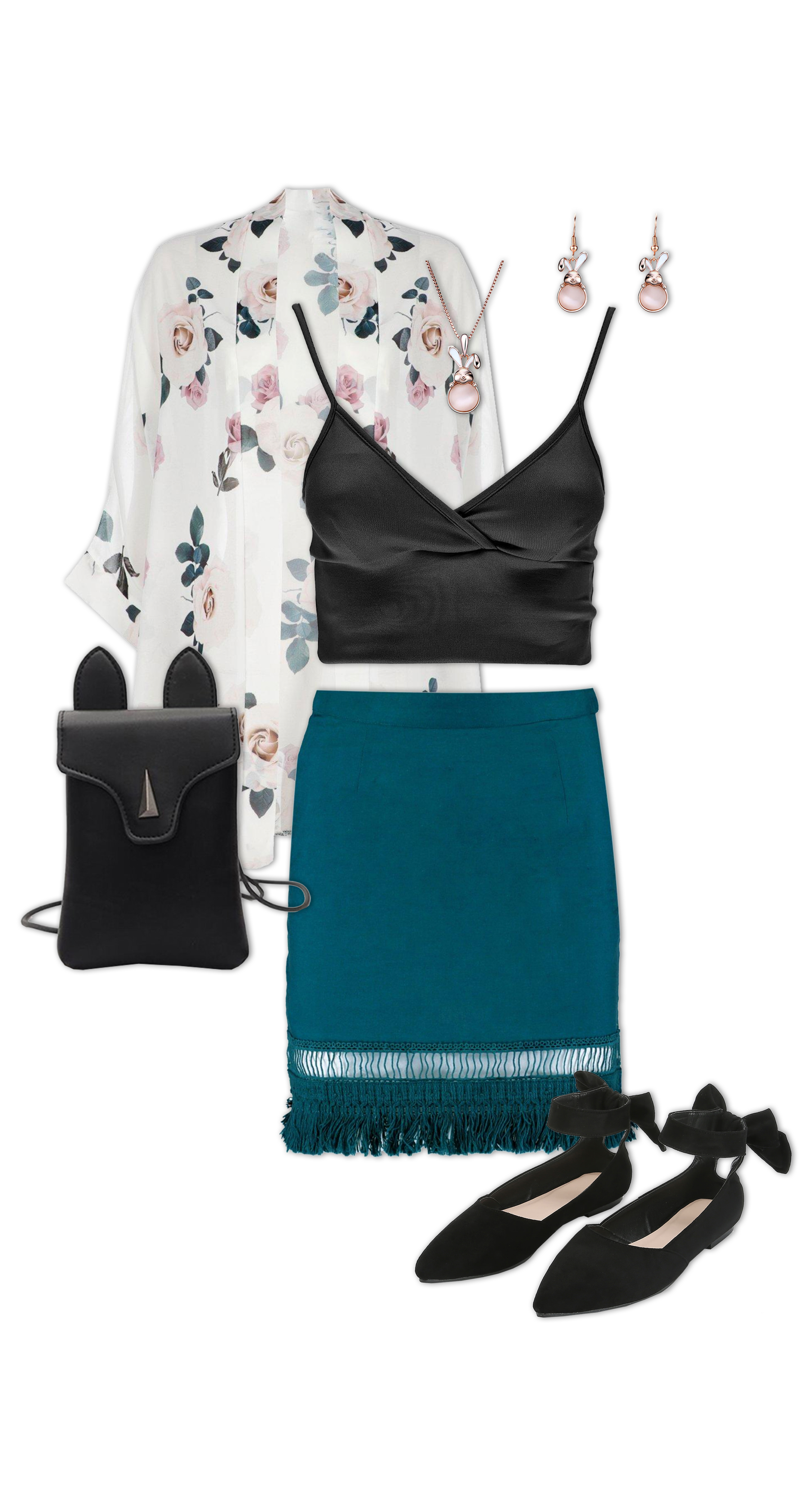 Easter Saturday Outfit