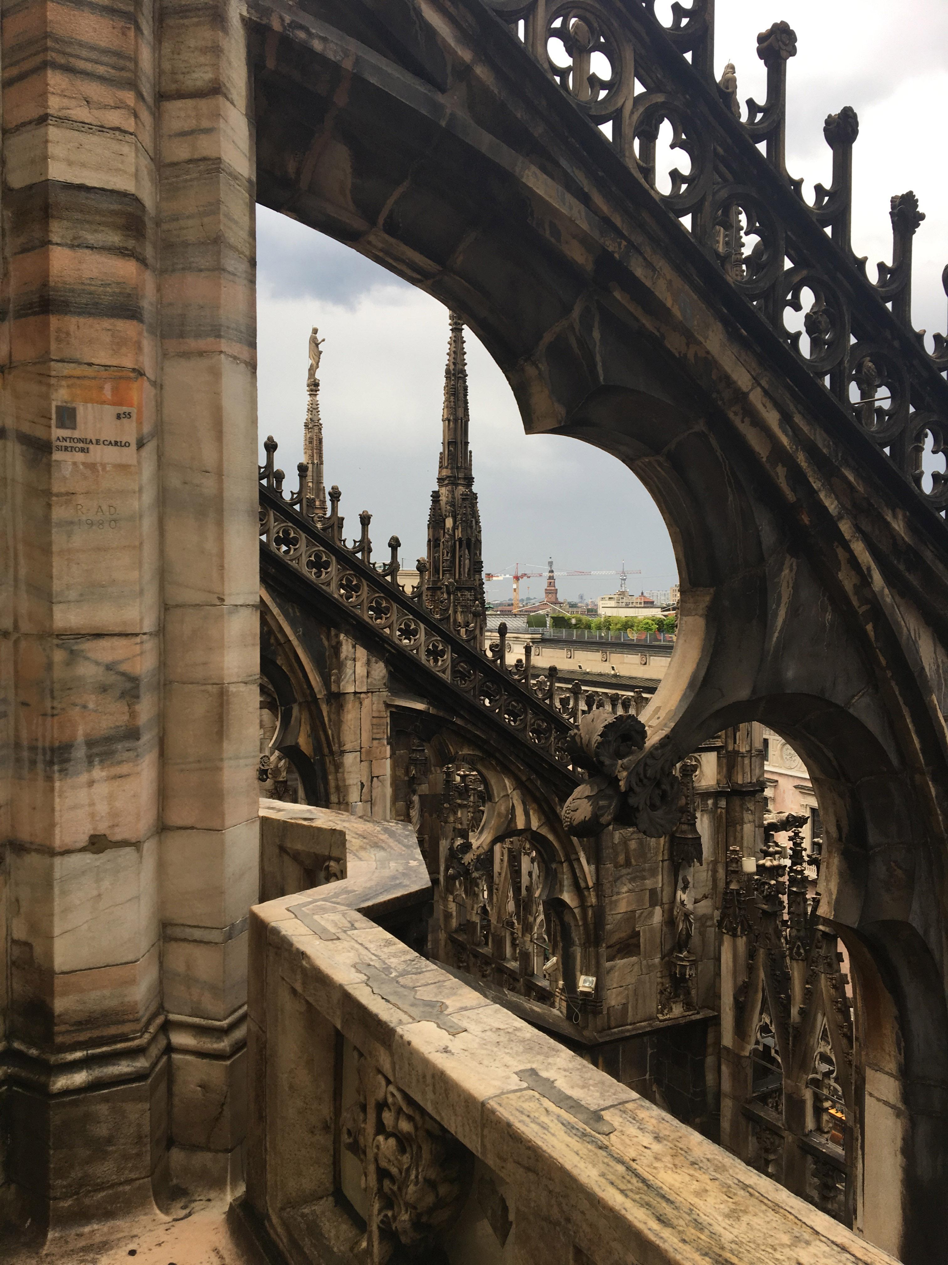 Duomo Roof Views