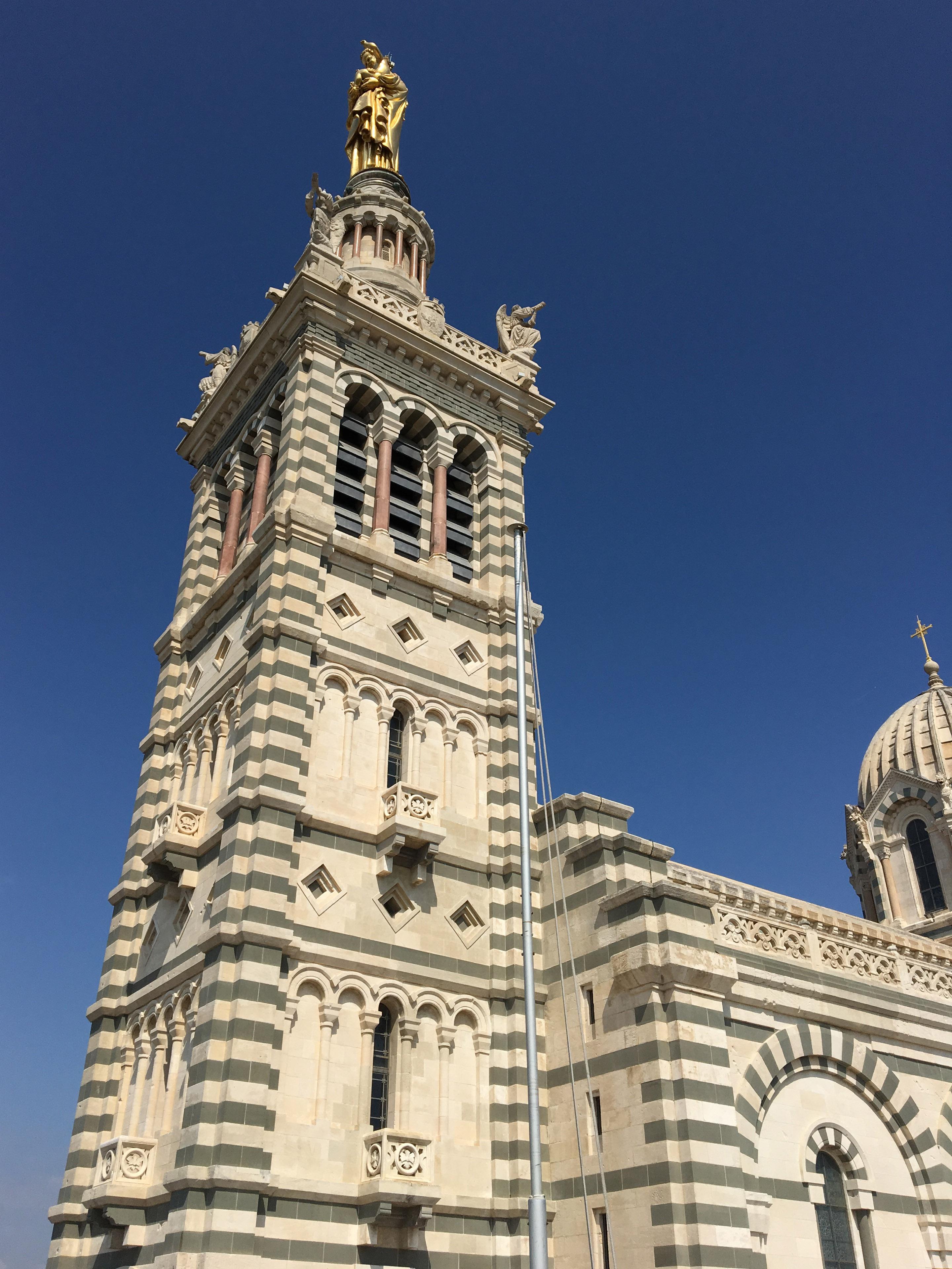 Notre Dame de la Garde, Marseilles