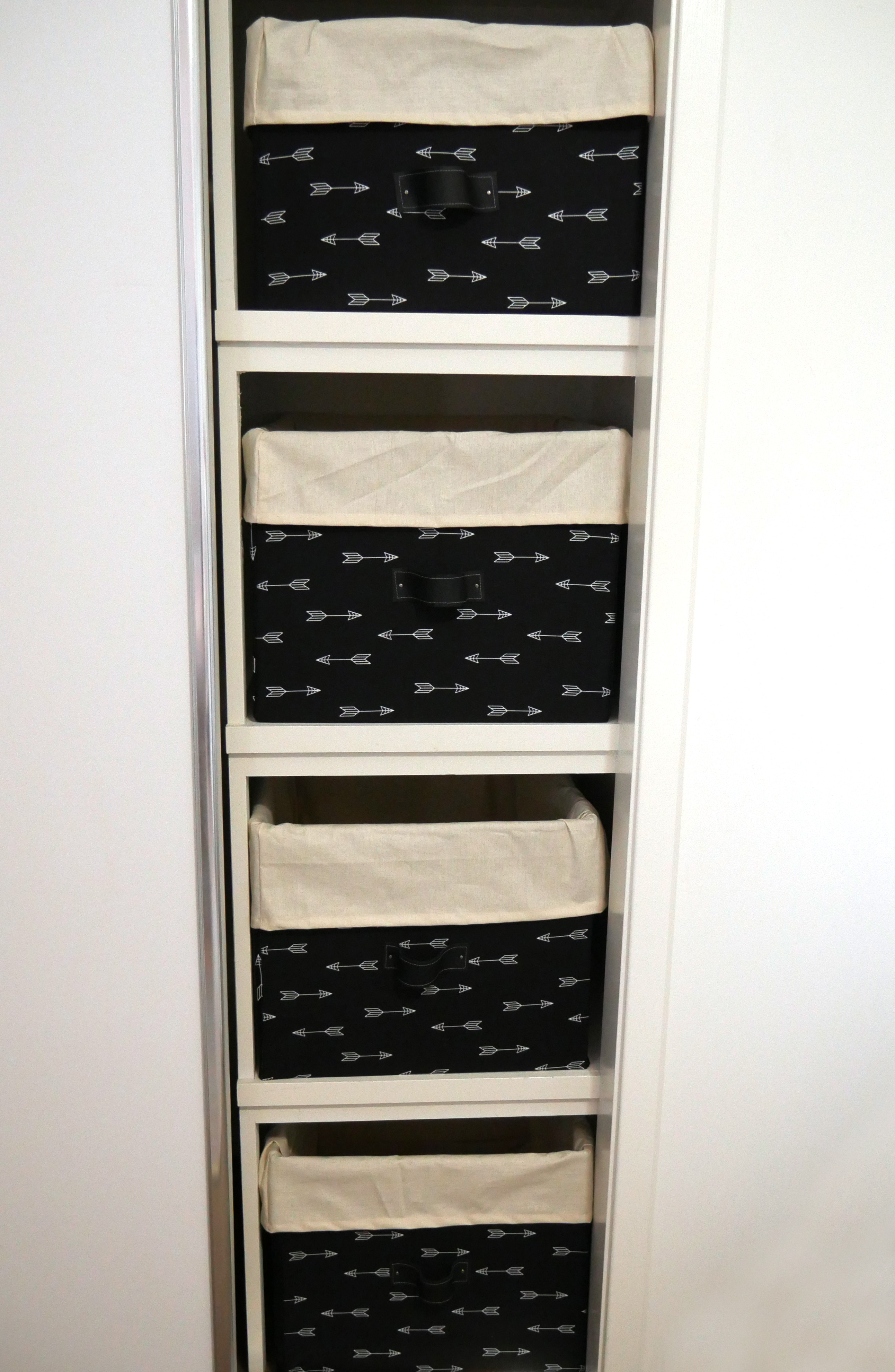 Storage Boxes DIY 3