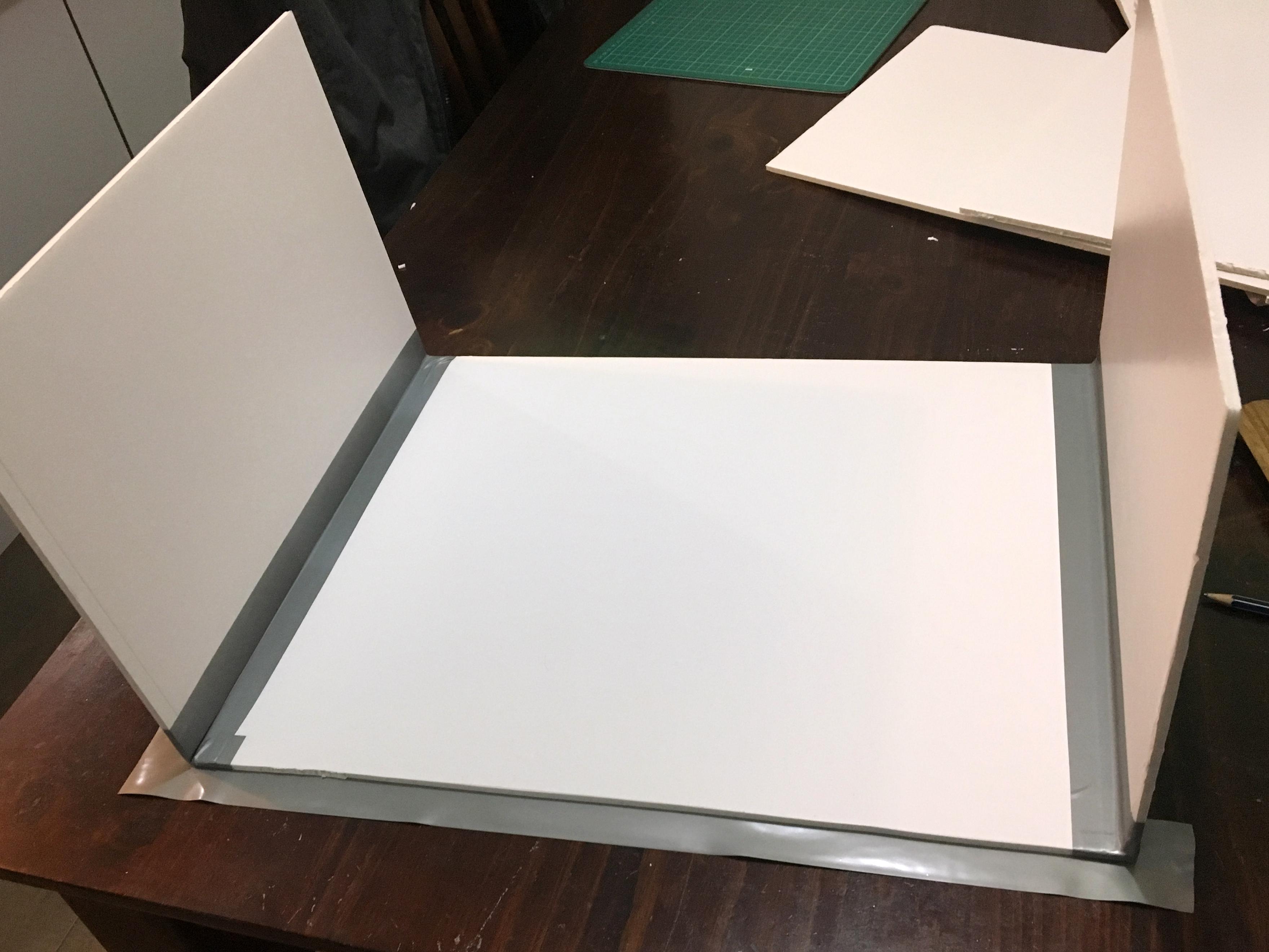 Storage Boxes DIY Step 2-b