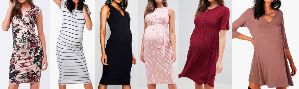 Maternity Wardrobe Essentials - Maternity Dresses