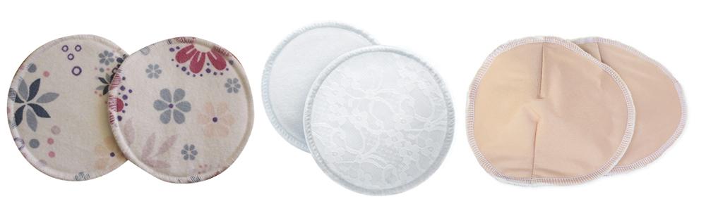 Postpartum Wardrobe Essentials - Breast Pads