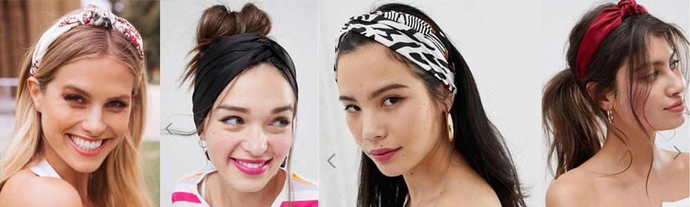 Postpartum Wardrobe Essentials - Headbands