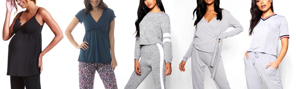 Postpartum Wardrobe Essentials - Loungewear