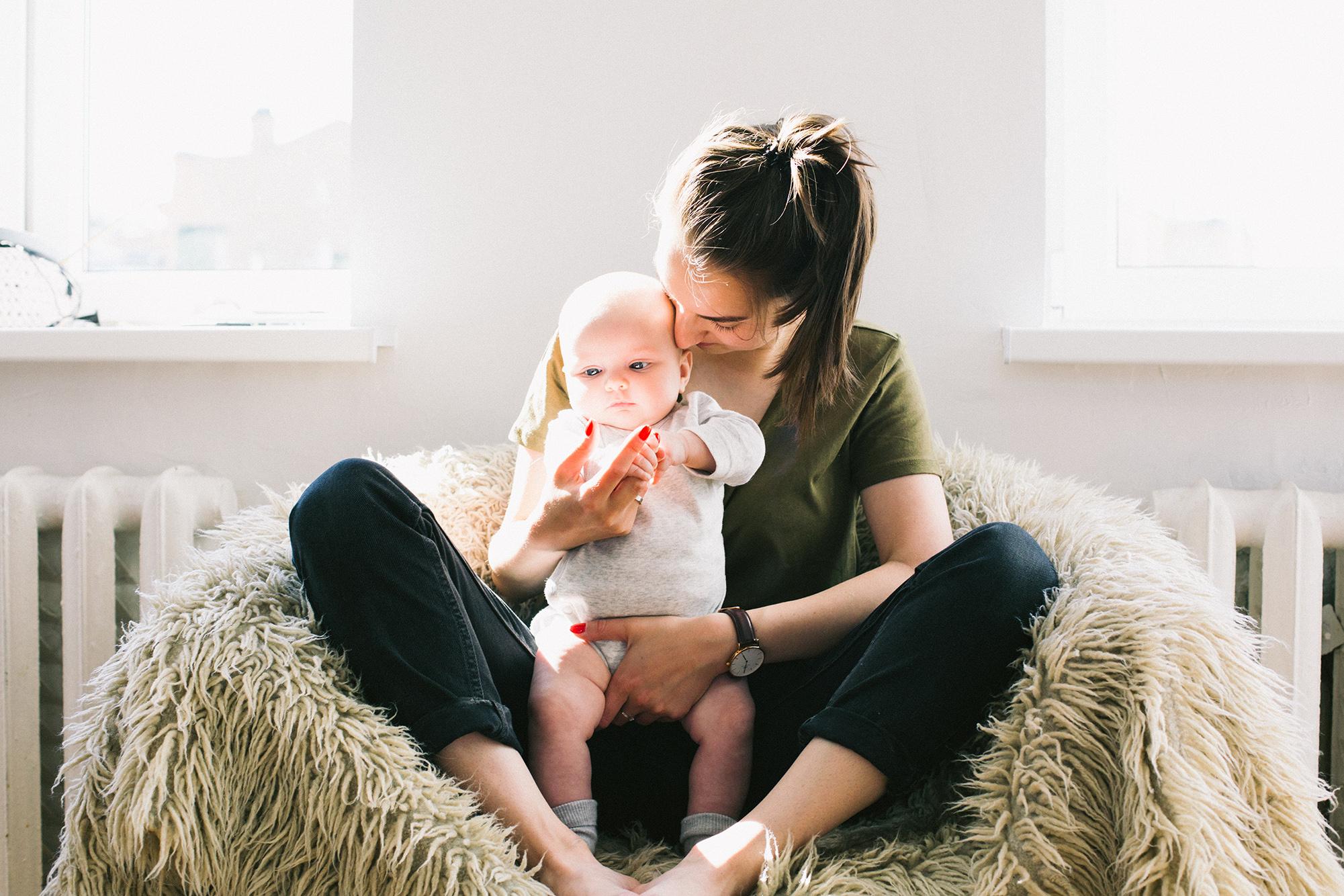 Postpartum Wardrobe Essentials Mum & Baby 1