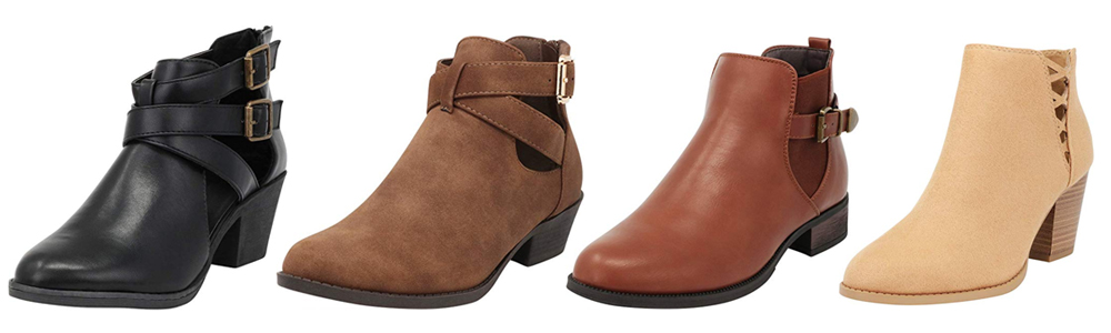Fall Wardrobe Essentials - Ankle Boots