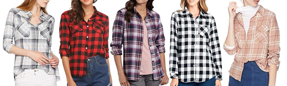 Fall Wardrobe Essentials - Flannel Shirt