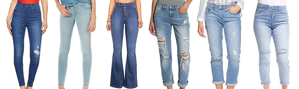 Fall Wardrobe Essentials - Jeans