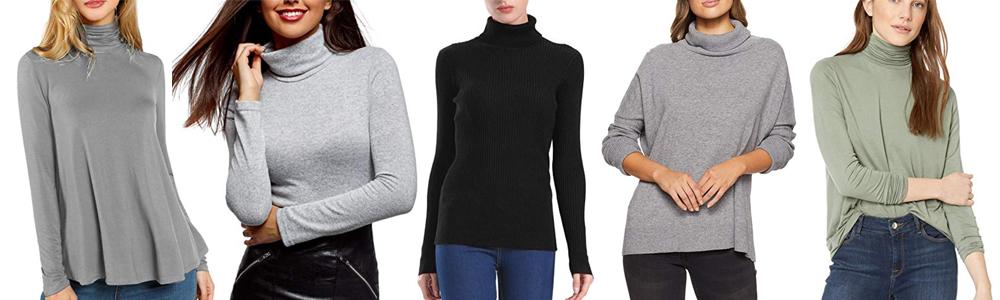 Fall Wardrobe Essentials - Turtlenecks