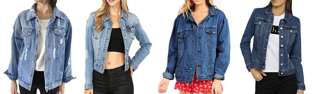 Fall Wardrobe Essentials - Denim Jackets