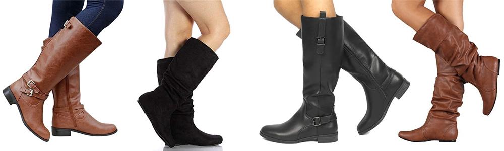 Fall Wardrobe Essentials - Knee High Boots